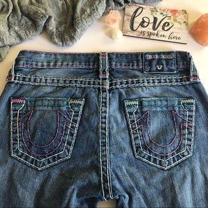 True Religion Audrey Jeans size 26